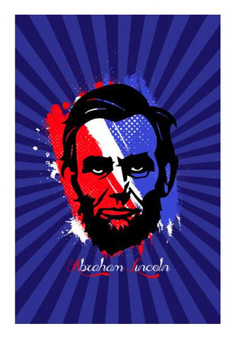 PosterGully Specials, Abraham Lincoln Wall Art | Artist : Designerchennai, - PosterGully
