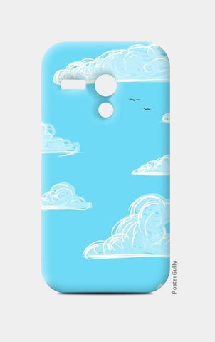 Sky is the limit  Moto G Cases | Artist : Maitreyeeee