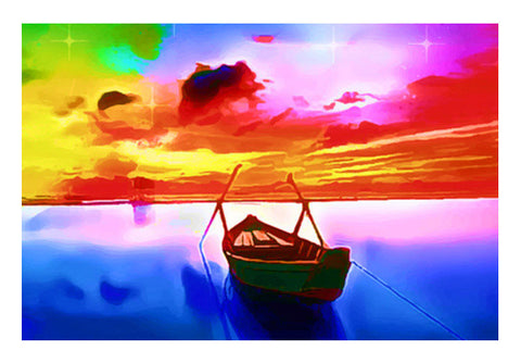 Beautiful Scenery Art PosterGully Specials