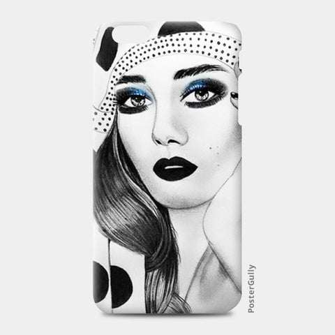blue iPhone 6 Plus/6S Plus Cases | Artist : Arathy Nair