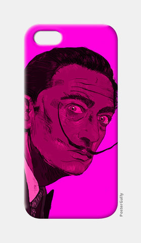 Salvador Dali iPhone 5 Cases | Artist : Mohammed Chiba