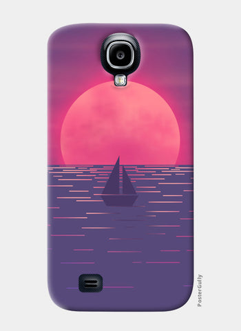 Into the Sea Samsung S4 Cases | Artist : Akshita Shah