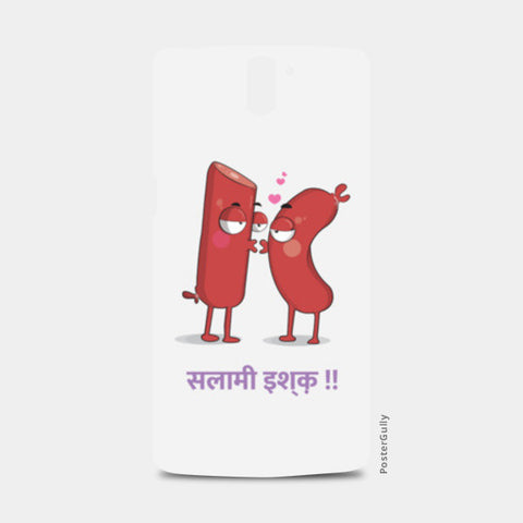Salami Ishq One Plus One Cases | Artist : Swati Mohta