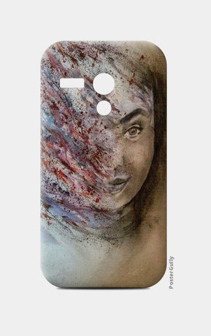 Moto G Cases, Woman Abstract  Moto G Cases | Artist : Sukanya Chakraborty, - PosterGully
