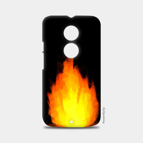 Fire in my bones Moto X2 Cases | Artist : Maitreyeeee