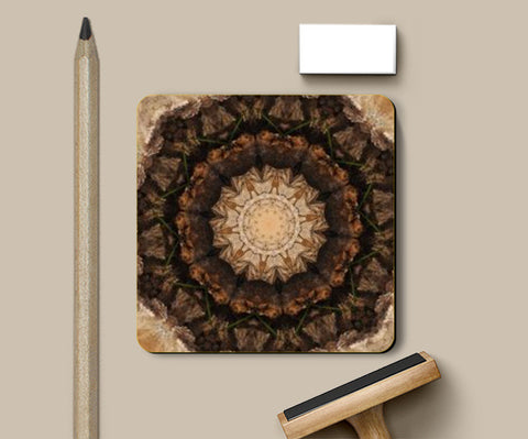 Coasters, Trippy woods  Coasters | Artist : Shalom  Design, - PosterGully