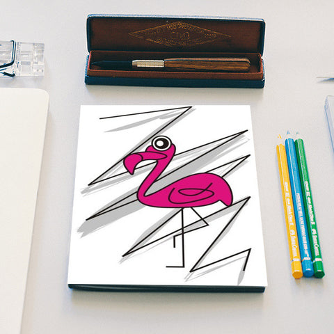 PINK ALERT! Notebook | Artist : mytablecreations
