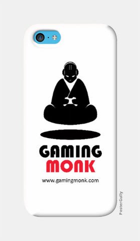 iPhone 5c Cases, Monk iPhone 5c Case | GamingMonk, - PosterGully