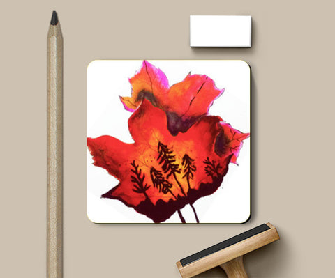 Coasters, Forest Fire Coasters | Artist : Awanika Anand, - PosterGully