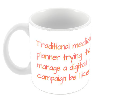 Agency Mugs Coffee Mugs | Artist : Scatterred Partikles