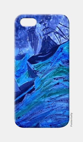 iPhone 5 Cases, Battle Ship iPhone 5 Cases | Artist : abhishek singh, - PosterGully