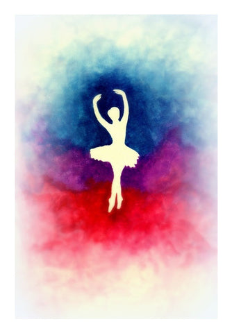 Ballerina | Dance | Music  Wall Art | Artist : Miraculous