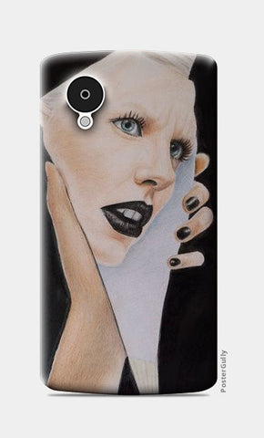 lost lady Nexus 5 Cases | Artist : Pratigya Berwal