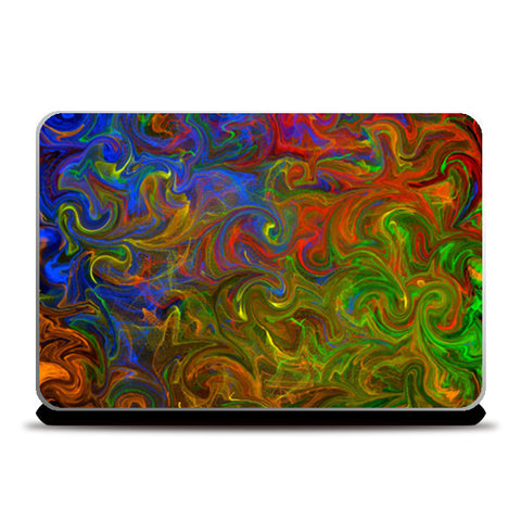 Rhythm of colors Laptop Skins | Artist : Amar Singha