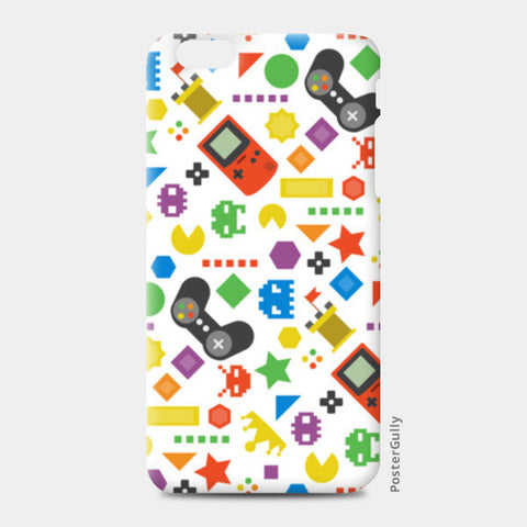 Video Games iPhone 6 Plus/6S Plus Cases | Artist : Colour me expressive