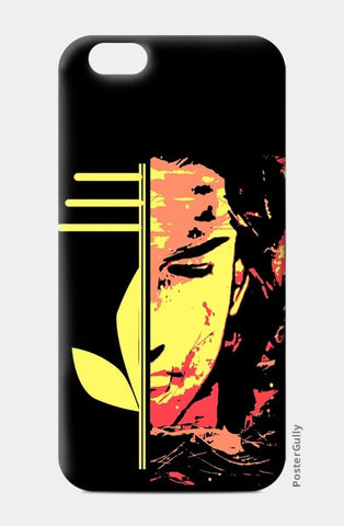 Mahkaal avtar of shiva iPhone 6/6S Cases | Artist : nilesh gupta