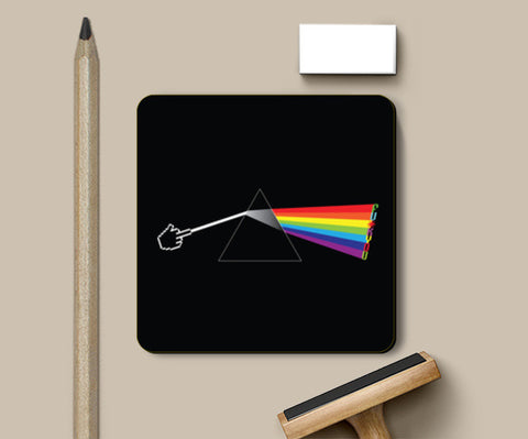 Coasters, Prism of light Coasters | Artist : ranvijay gapat, - PosterGully