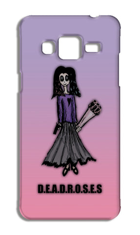 Deadroses Samsung Galaxy J5 Cases | Artist : Sidhant Sharma