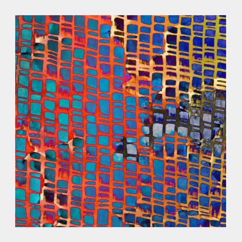 Segregation --- Abstract ---- Square Art Prints PosterGully Specials