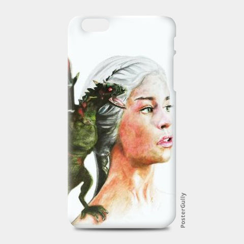 iPhone 6 Plus / 6s Plus Cases, Khaleesi  Artwork iPhone 6 Plus / 6s Plus Case | Artist: Tridib Das, - PosterGully