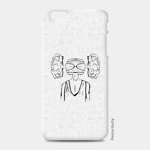 iPhone 6 Plus / 6s Plus Cases, Mind Blown iPhone 6 Plus / 6s Plus Cases | Artist : Pulkit Taneja, - PosterGully