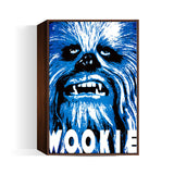 Wookie Wall Art | Artist : Durro Art
