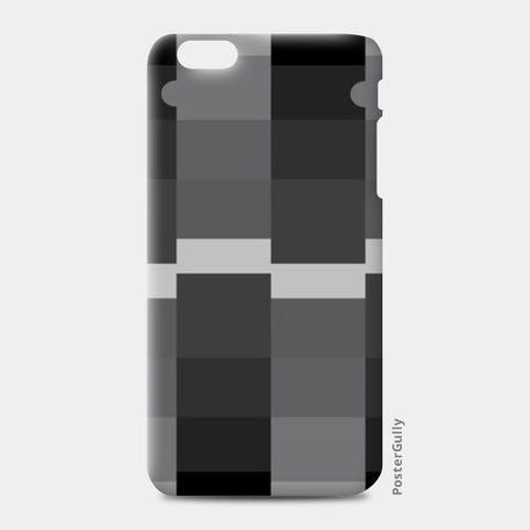Greyscale Pattern iPhone 6 Plus/6S Plus Case iPhone 6 Plus/6S Plus Cases | Artist : Vedant Sharma
