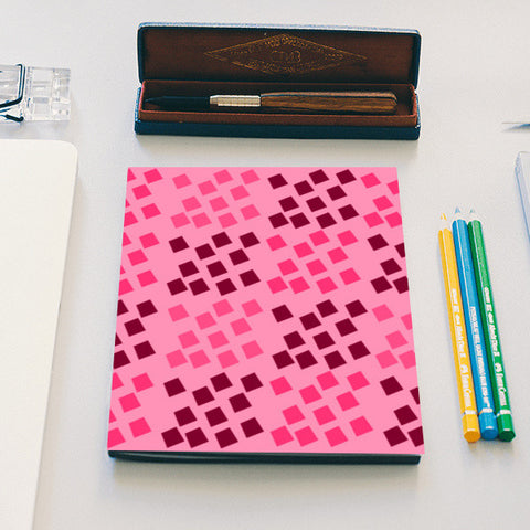 Squares Notebook | Artist : Anagha Varma
