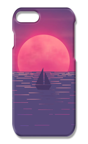 Into the Sea iPhone 7 Cases | Artist : Akshita Shah