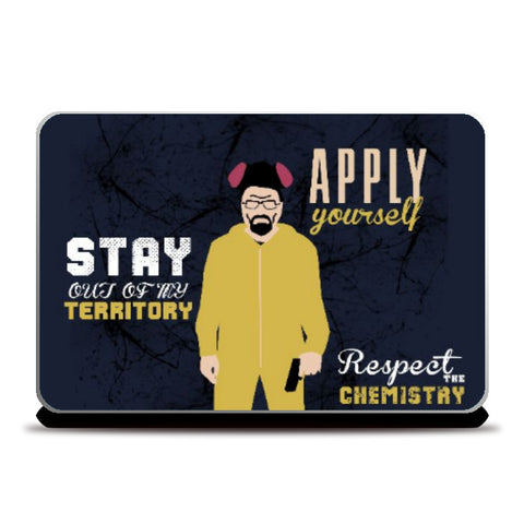 Laptop Skins, Breaking Bad Qoutes Laptop Skin | Artist: Prashant Negi, - PosterGully
