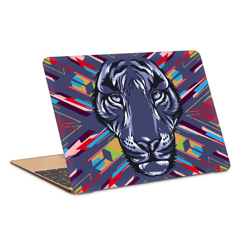 Lion Artwork Laptop Skin