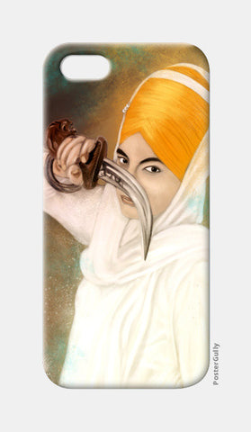 iPhone 5 Cases, Kaur  iPhone 5 Cases | Artist : Jaspreet Singh, - PosterGully