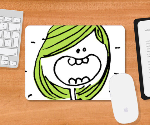 Choose to be Happy! Mousepad | Artist : Garima Shukla