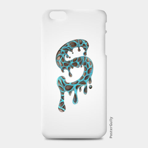 Alphabet S iPhone 6 Plus/6S Plus Cases | Artist : Harsimran sain