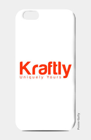 iPhone 6/6S Cases, Kraftly Branded iPhone Case iPhone 6/6S Cases | Artist : Saahil Goel, - PosterGully