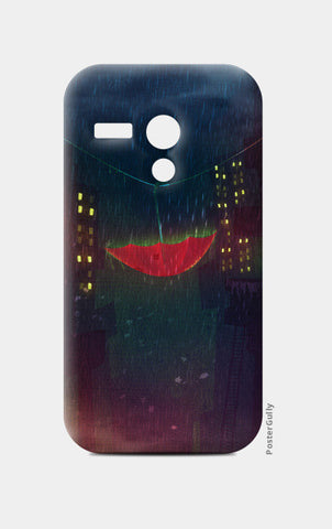 Night Rain Moto G Cases | Artist : Aniket Mitra