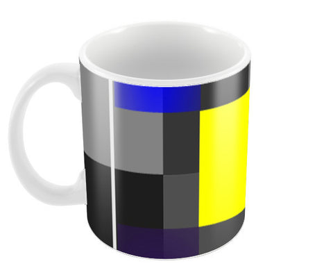 Abstract - 2 Coffee Mugs | Artist : Amar Singha