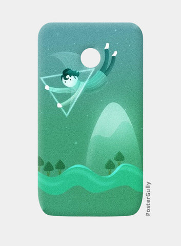 World of Loy Series2 Moto E Cases | Artist : Aniket Mitra
