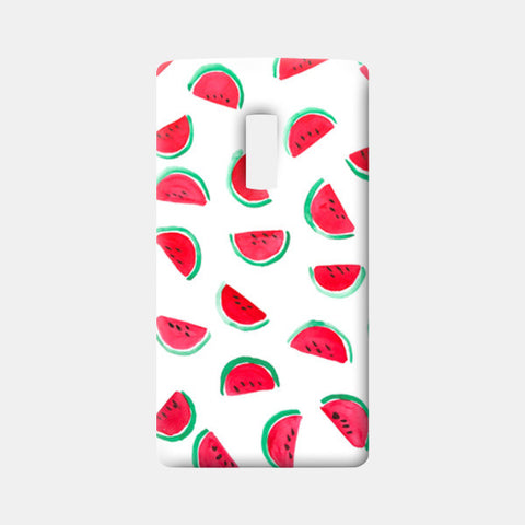 One Plus Two Cases, watermelons One Plus Two Cases | Artist : Vanya Verma, - PosterGully