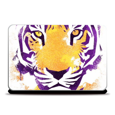 Laptop Skins, Solids and Stripes Laptop Skin | Artist: Aniruddha Lele, - PosterGully