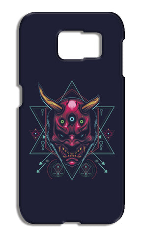 The Mask Samsung Galaxy S6 Cases | Artist : Inderpreet Singh