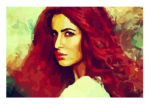 Wall Art, Katrina Kaif Wall Art  | Artist : Delusion, - PosterGully
