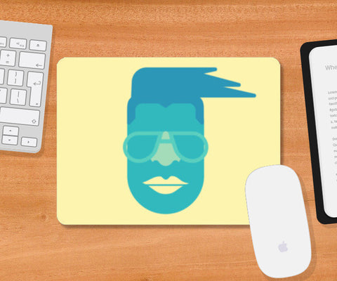 Summer Boy Mousepad Mousepad | Artist : Subham Sharma