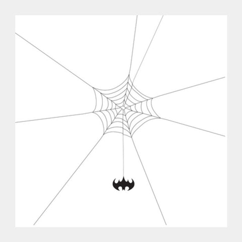 Square Art Prints, batman v/s Spiderman Square Art Prints | Artist : ranvijay gapat, - PosterGully