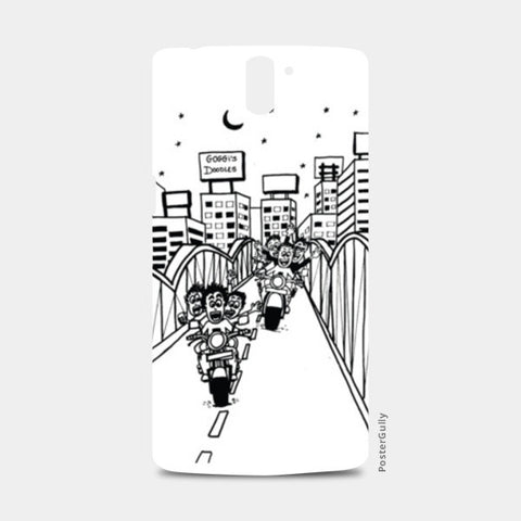 One Plus One Cases, Boy's Hangouts in Ahmedabad..!! One Plus One Cases | Artist : Goggi's Doodles, - PosterGully