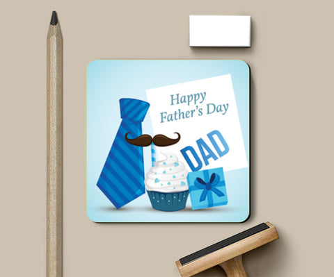 Happy Father's Day With Gifts | #Father's Day Special  Coasters | Artist : Creative DJ