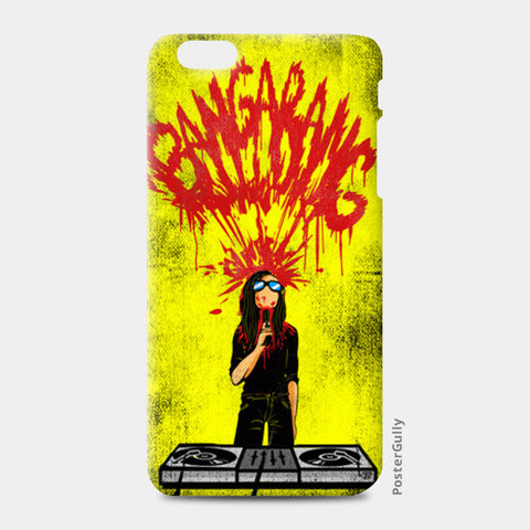 Skrillex Artwork iPhone 6 Plus/6S Plus Cases | Artist : Pankaj Bhambri