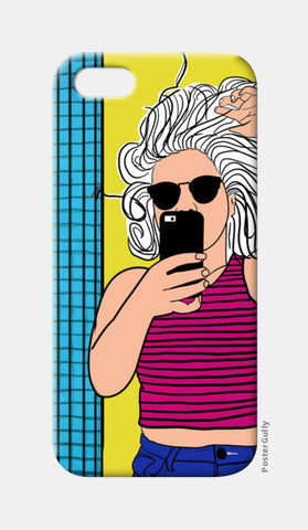 Poolside! iPhone 5 Cases | Artist : DISHA BHANOT