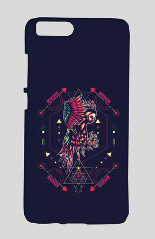 Owl Artwork Xiaomi Mi-6 Cases | Artist : Inderpreet Singh