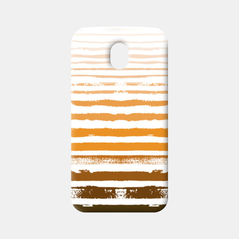 Uneven Stripes Moto G3 Cases | Artist : Amantrika Saraogi